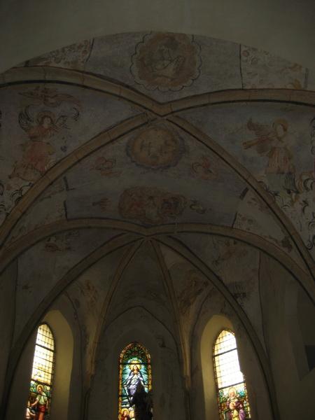 Novigrad na Dobri, church