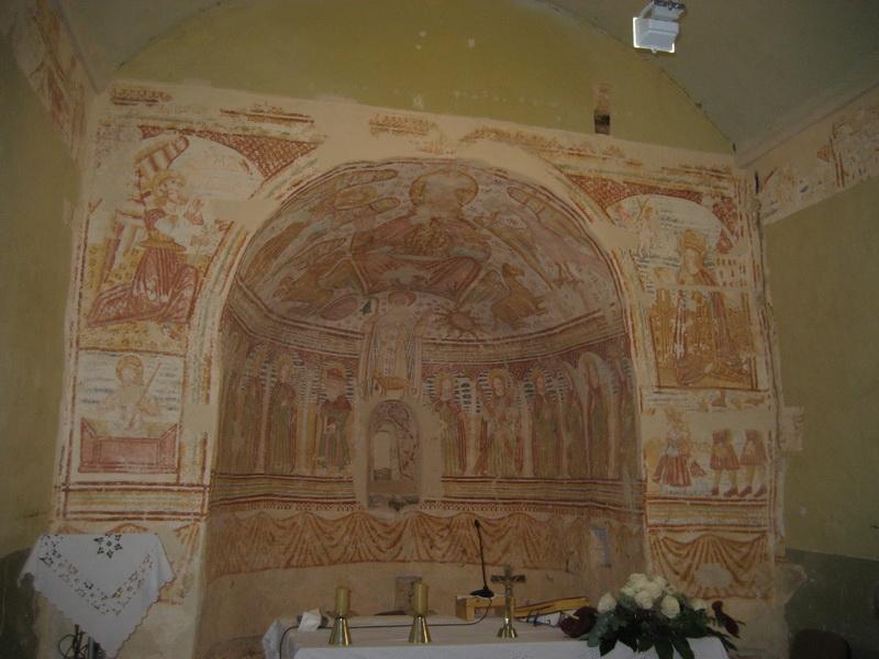 Sv. Antun, Zadobarje, church