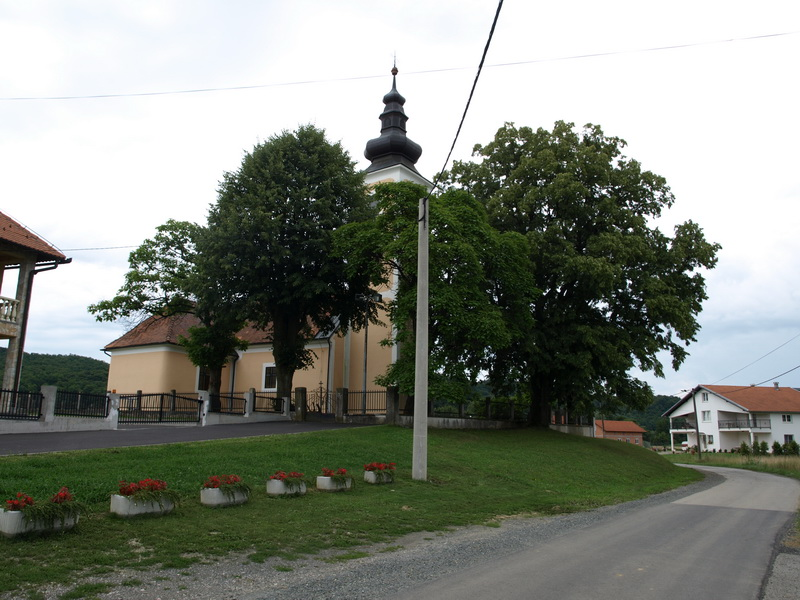 Sv. Nikola, Donja Zelina