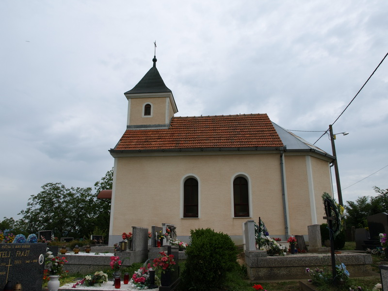 Sv. Benedikt, Krizevcec