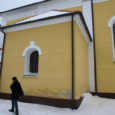 February 15, 2010. Our first foray this winter! We met Vesna and Ivana in Bartolovec and went to see the church at Šemovec. It is an aisled building with a […]